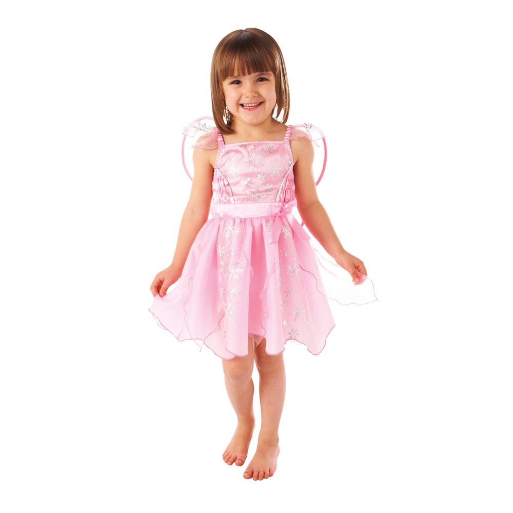 Costume fée rose  1-3 ans de Amscan