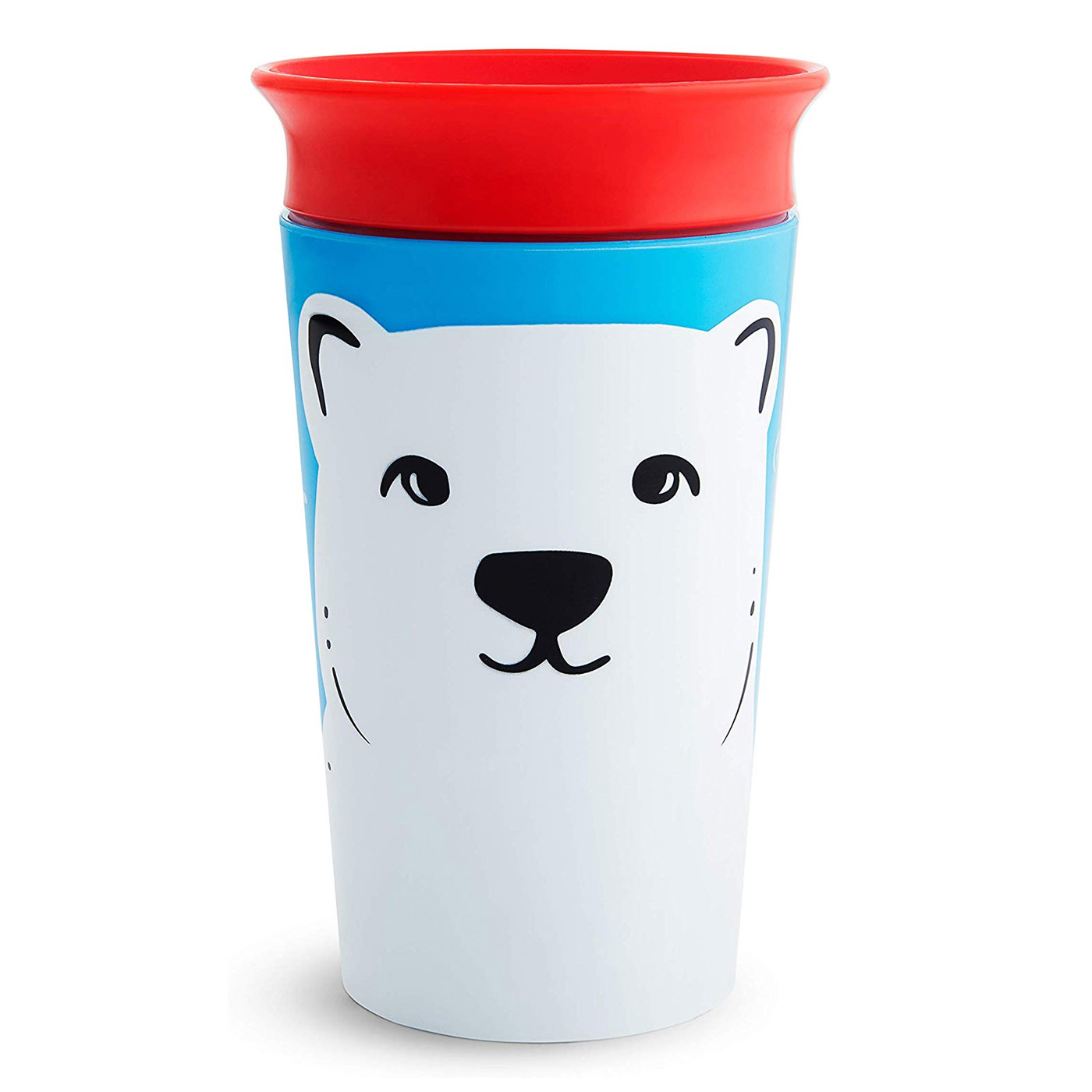 Tasse miracle 360 12M+ Ours polaire  de Munchkin