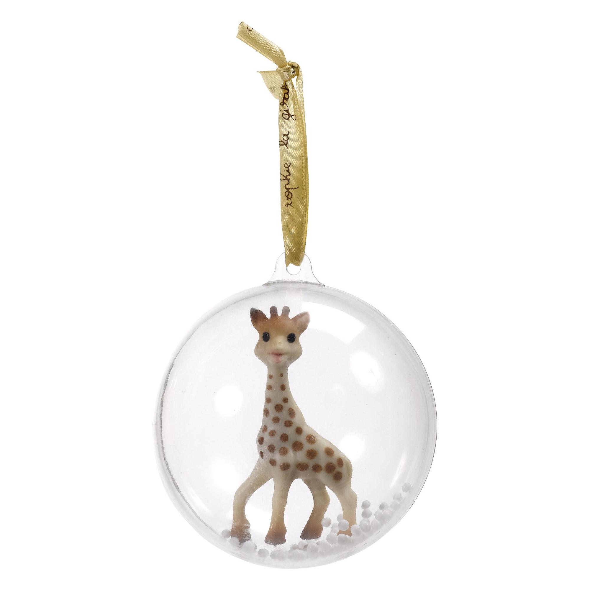 Boule de noël Sophie la Girafe Sophie la Girafe de Vulli