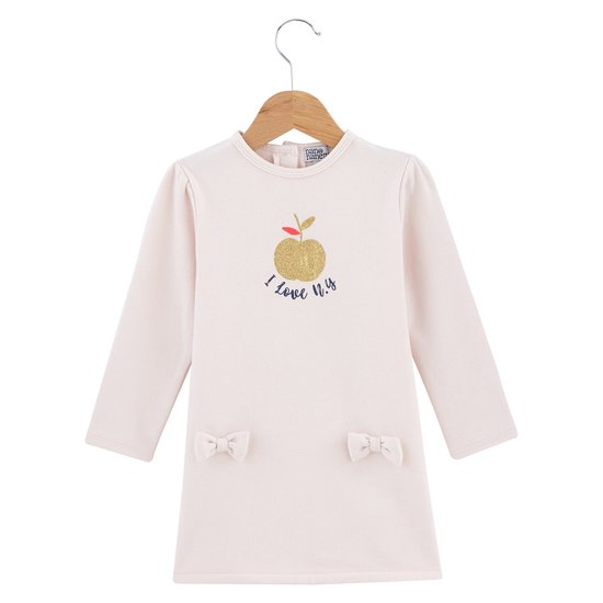 Robe I love NY collection Dimanche à Central Park Fille