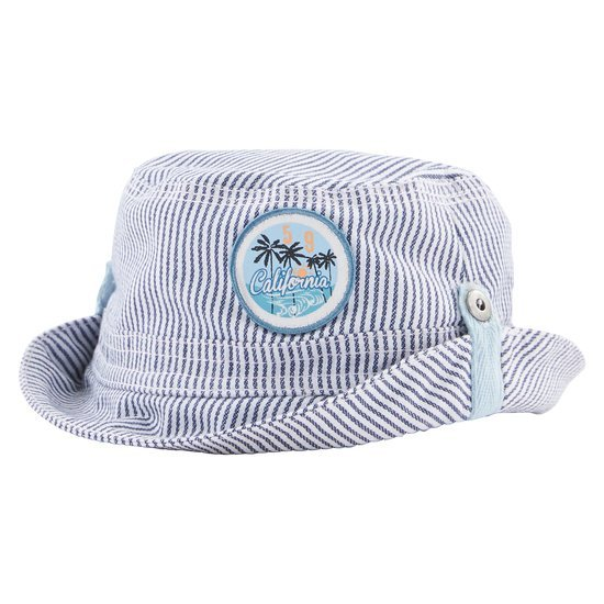 Chapeau collection California Dreamin Garçon Bleu/Blanc  de Nano & nanette