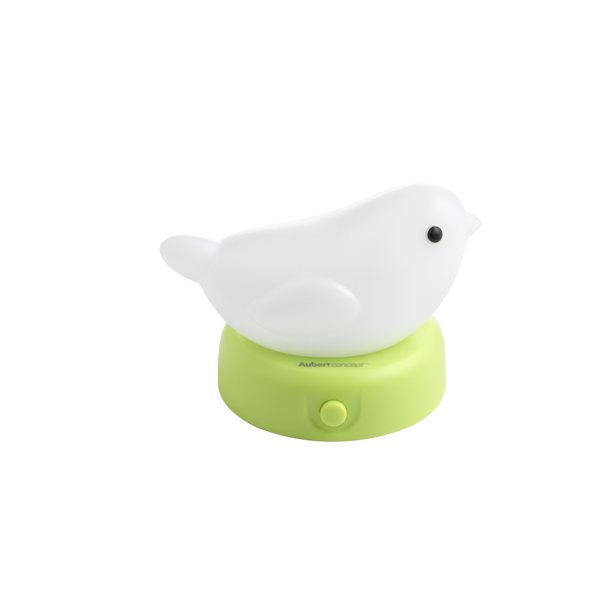 Veilleuse oiseau Blanc  de Aubert concept