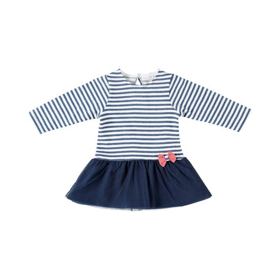 Robe collection Bord de mer Fille Bleu  de Noukies