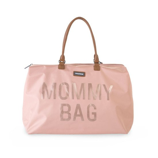 Sac à langer Mommy Bag Pink  de Childhome