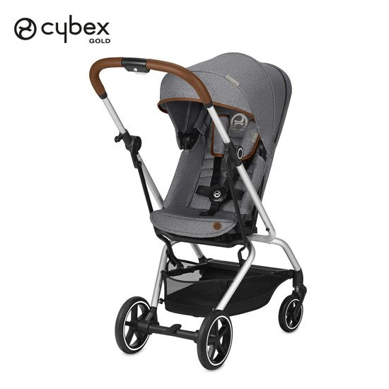 Eezy S Twist+ Denim Manhattan Grey  de Cybex