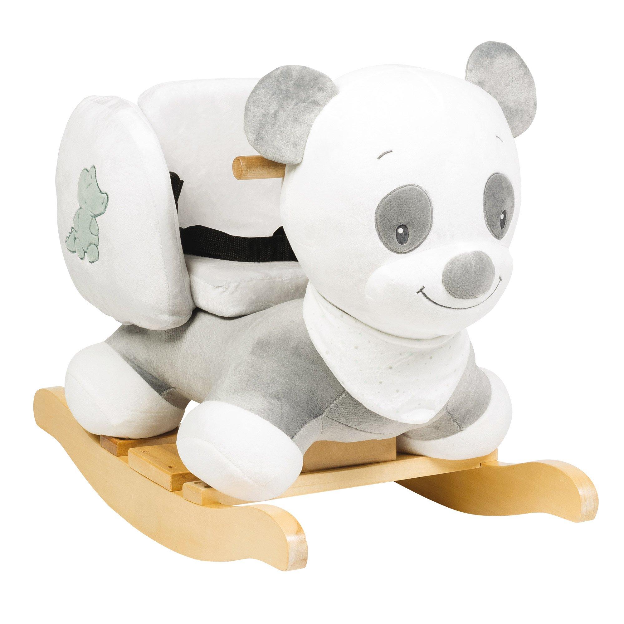 panda l opard bascule panda de nattou bascules aubert. Black Bedroom Furniture Sets. Home Design Ideas