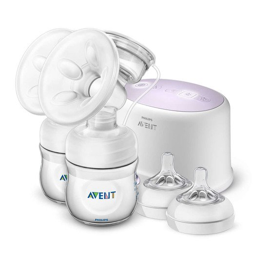 Tire-lait électrique Natural double   de Philips AVENT