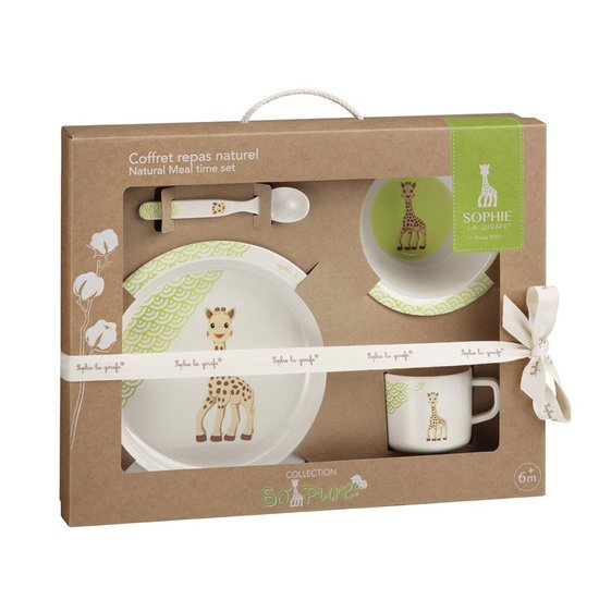 Coffret repas naturel So'pure