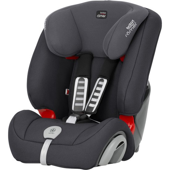 Evolva 123 Plus Storm Grey  de Britax