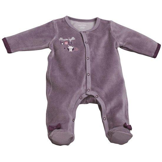 Pyjamas bébé fille, vêtements de nuit pour bébé : Aubert
