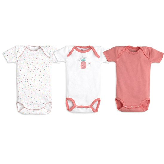 Lot de 3 bodies collection été 2018