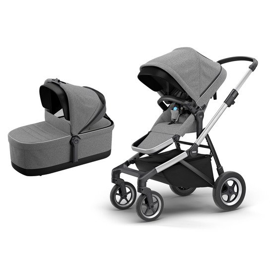 Thule Sleek + Nacelle Sleek Grey Melange  de Thule