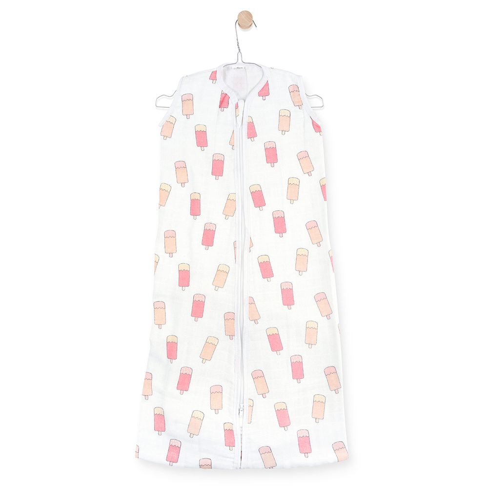 Sac nid été  Icecream Peach 90 cm de Jollein