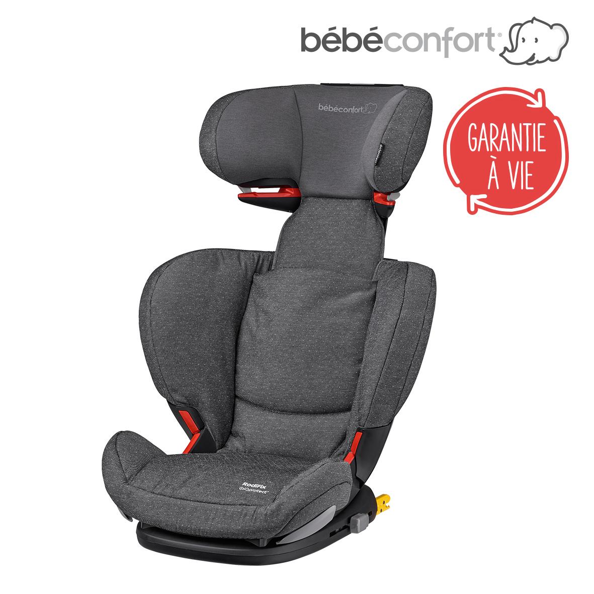 Rodifix Air Protect Bebe Confort : rodifix air protect sparkling grey de b b confort si ge auto isofix aubert ~ Dallasstarsshop.com Idées de Décoration