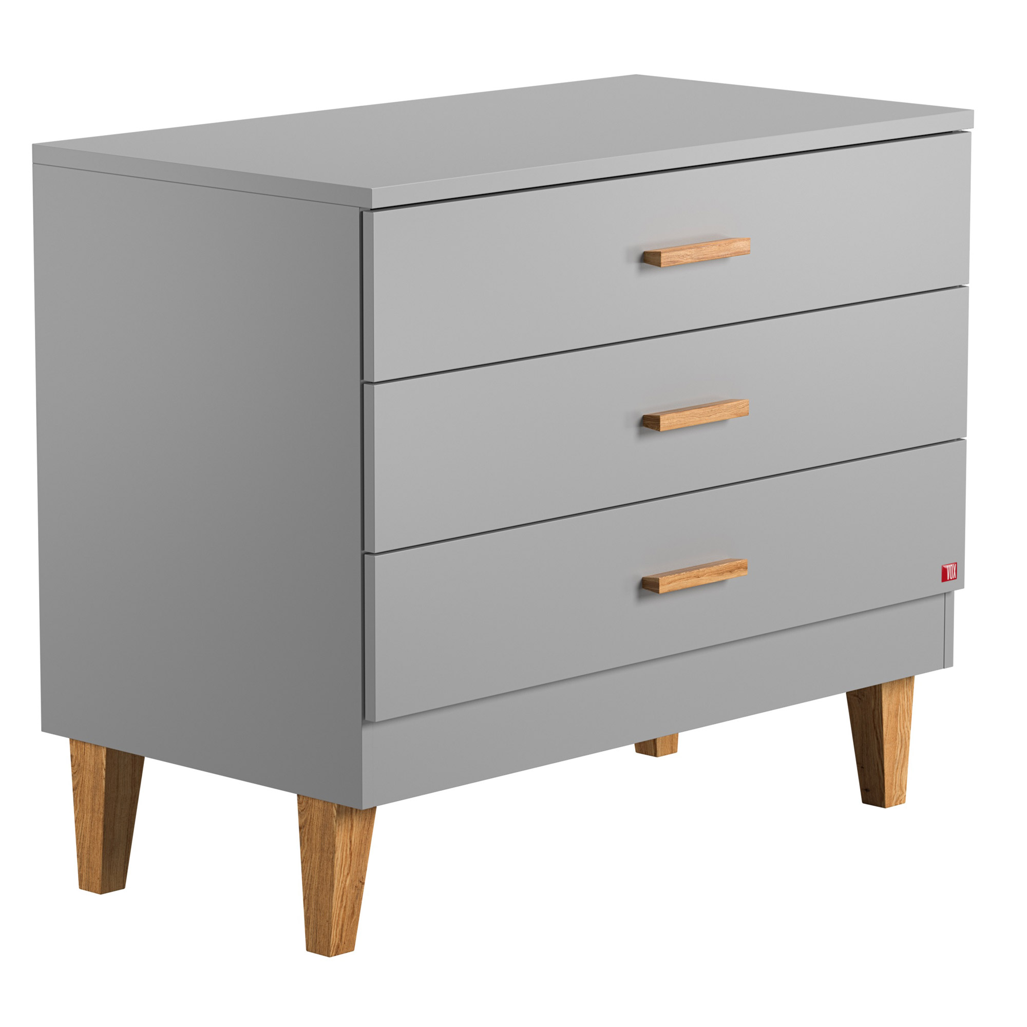 Lounge commode Gris  de Vox