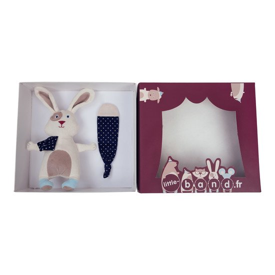 Balloon Company coffret peluche + doudou   de Little Band