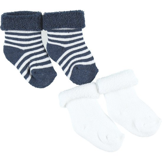 Lot 2 paires chaussettes collection Cocon été