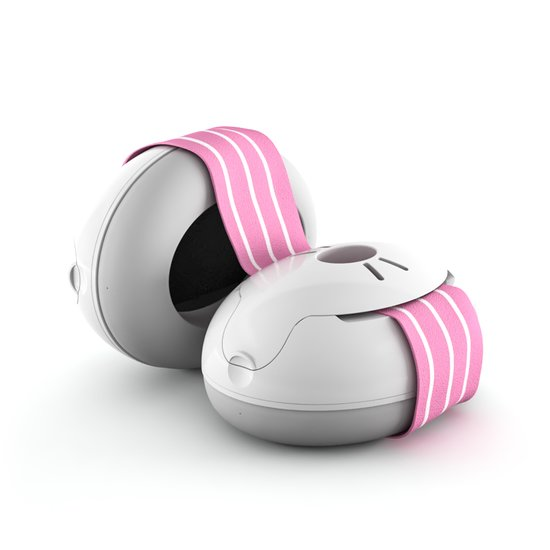 Casque anti-bruit Muffy Baby Pink  de Alpine
