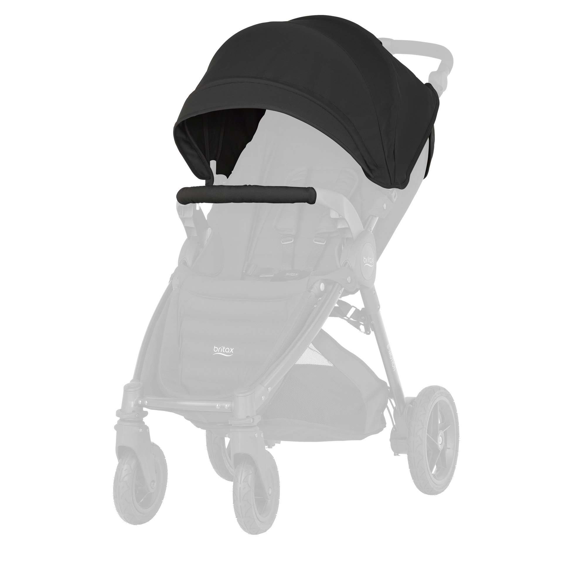 Canopy Pack B-Motion/B-Agile 4 Plus Cosmos Black  de Britax