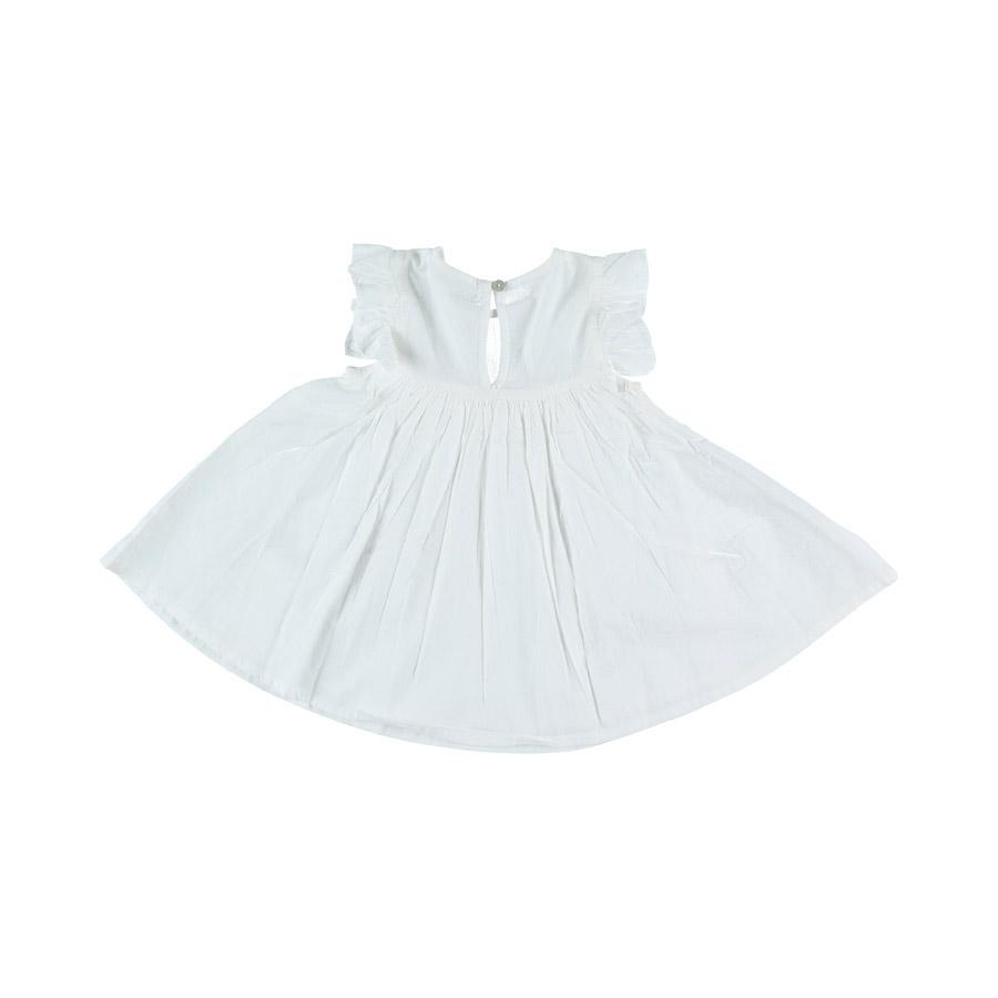 Robe collection Peps Girl Blanc  de Noukies