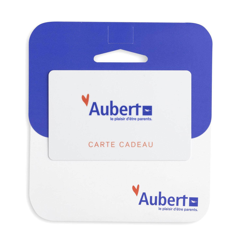 Carte Cadeaux   de Aubert