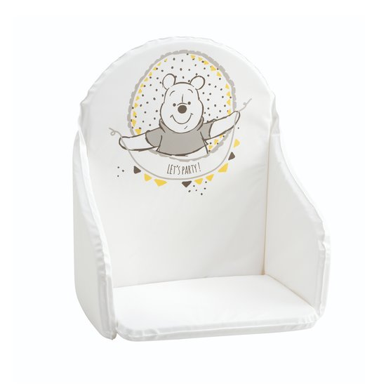 Winnie Let's Party coussin de chaise Blanc  de Disney Baby