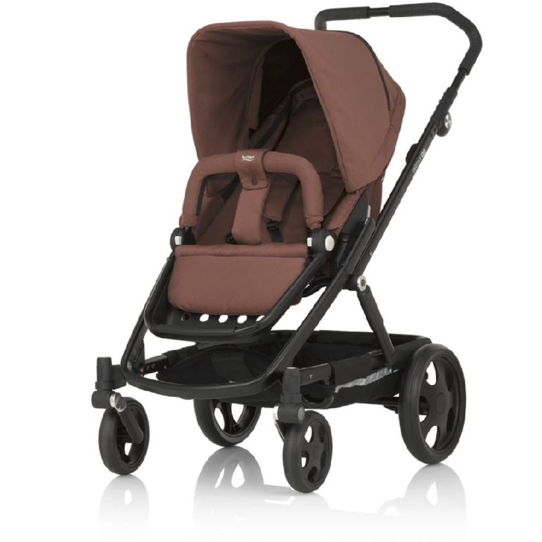 Poussette GO Wood Brown  de Britax