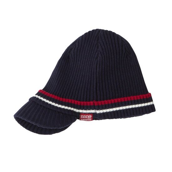 Casquette tricot collection Winter Stars Garçon