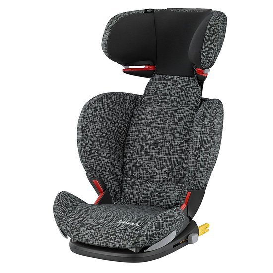 Rodifix Air Protect Black Grid  de Bébé Confort