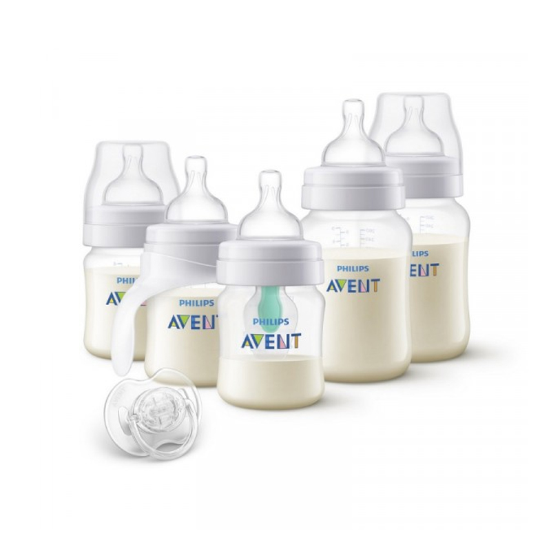 Kit nouveau né Anti-Colic valve AirFree   de Philips AVENT
