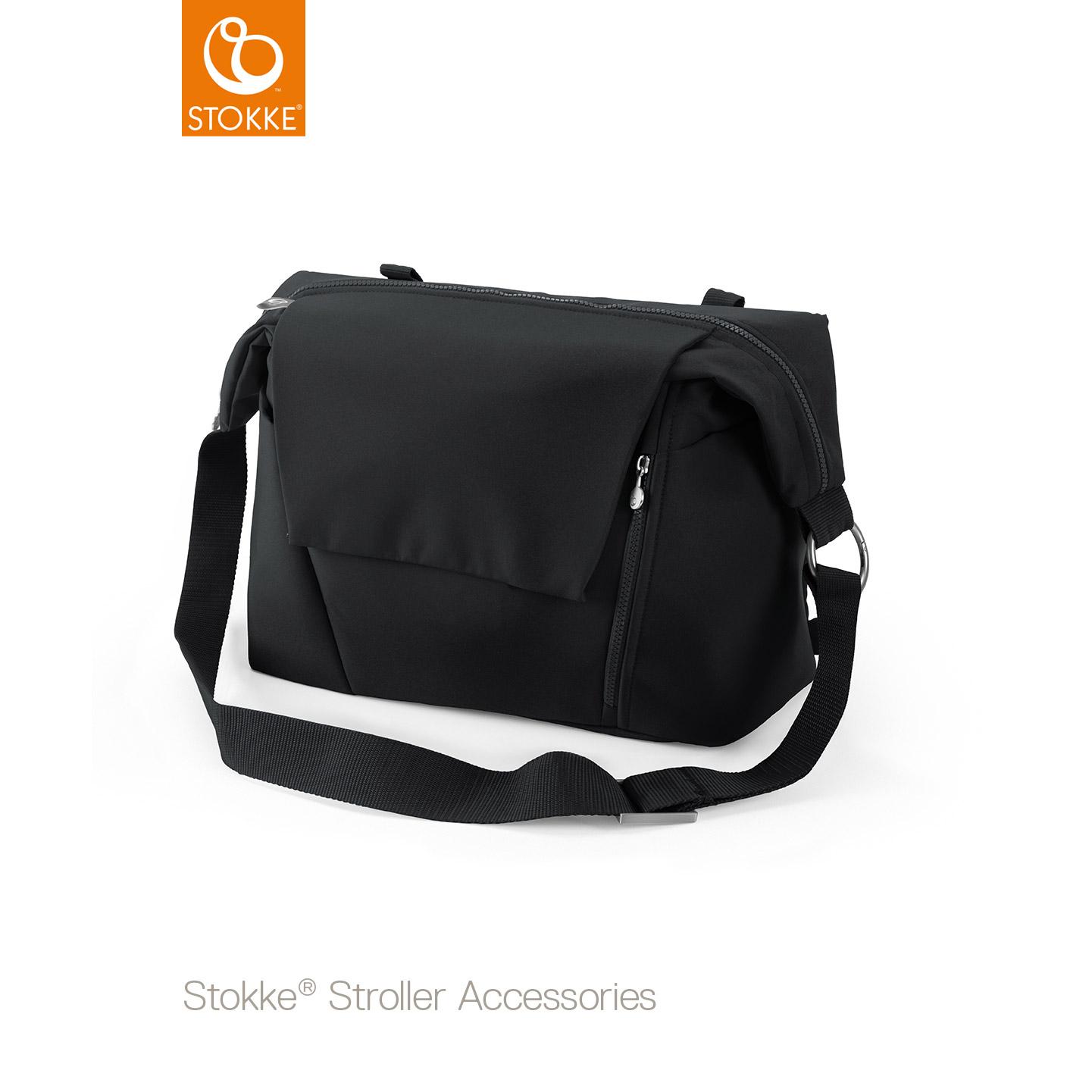 New sac à langer Noir mélange  de Stokke®