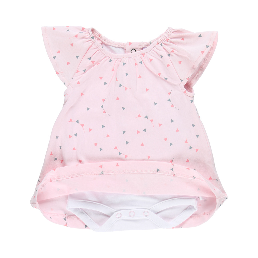 Combirobe collection Cocon Fille Rose  de Noukies