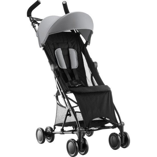 Poussette Holiday Steel Grey  de Britax