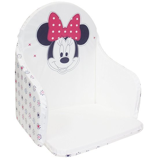 Coussin de chaise Patchwork 28x38 Minnie  de Disney Baby