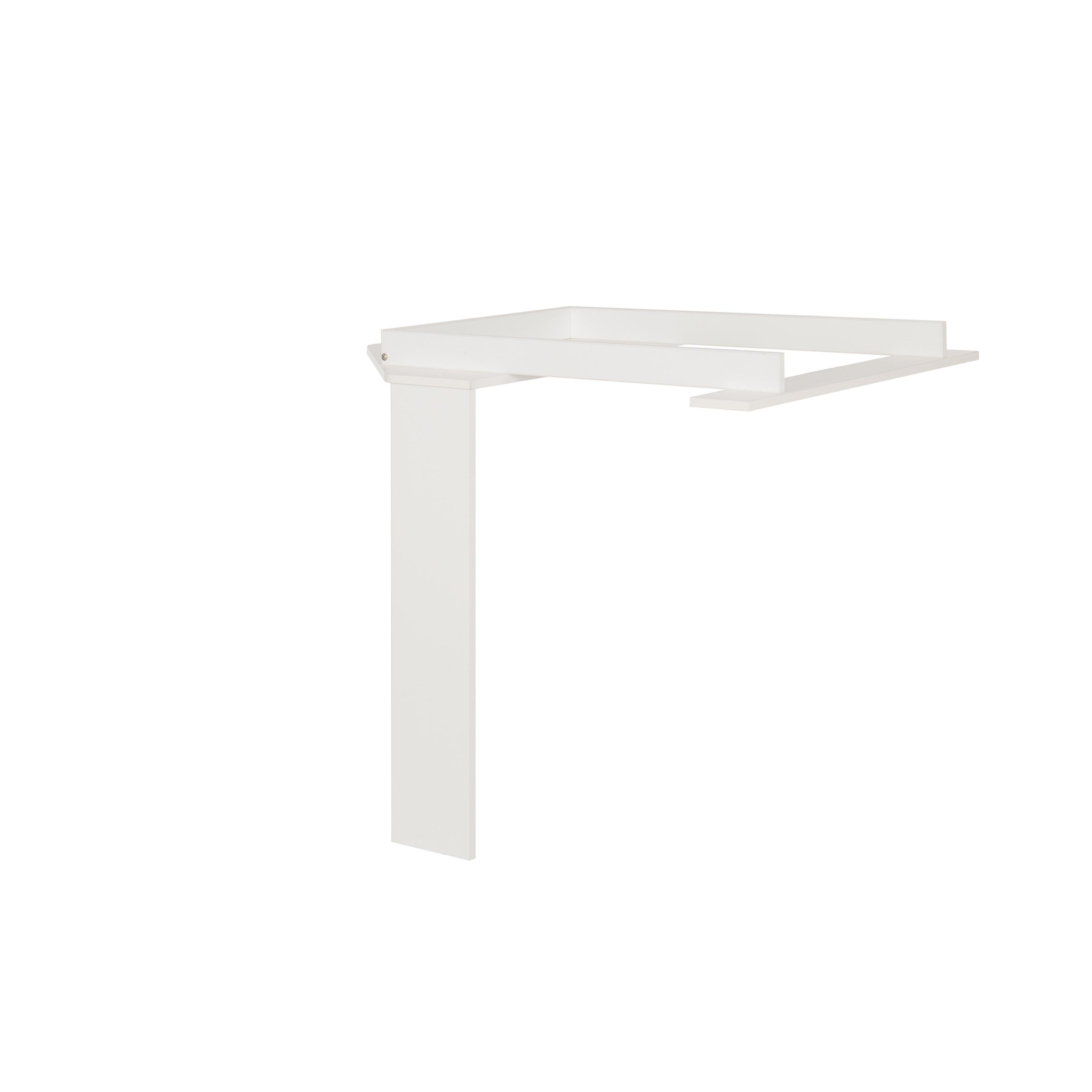 Commode A Langer Angle cardiff/romantique plan à langer angle blanc de galipette
