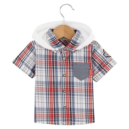 Chemise collection English Summer Camp Garçon