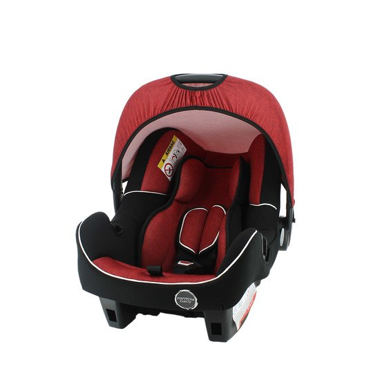Groupe 0+ Luxe rouge  de Formula Baby