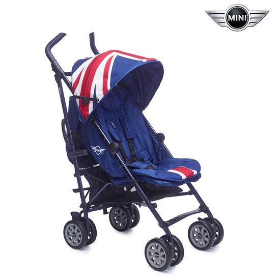 Mini Buggy XL Union Jack Classic  de Easywalker
