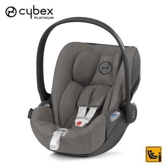 Cloud Z i-size Plus Soho Grey  de Cybex