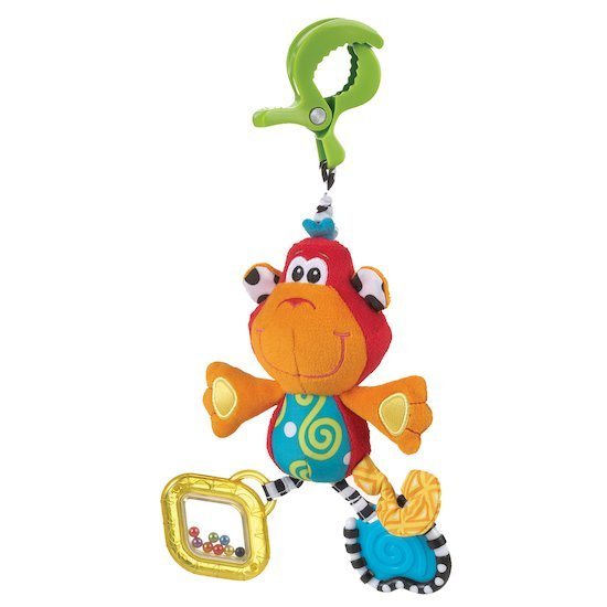 Mon ami Nomade Dingly Dangly Curly le Singe  de Playgro