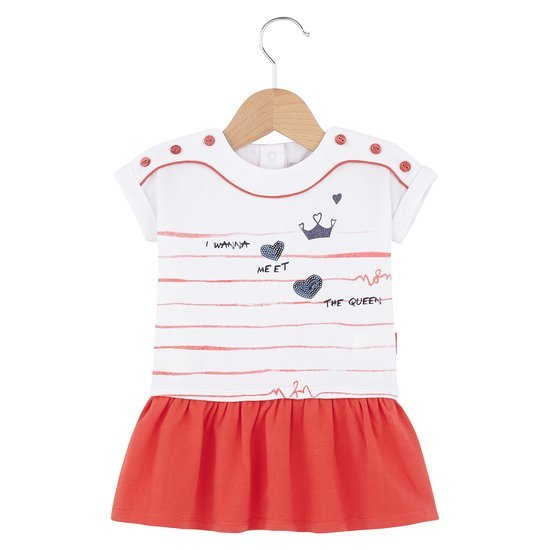 Robe collection English Summer Camp Fille Blanc Windsor  de Nano & nanette