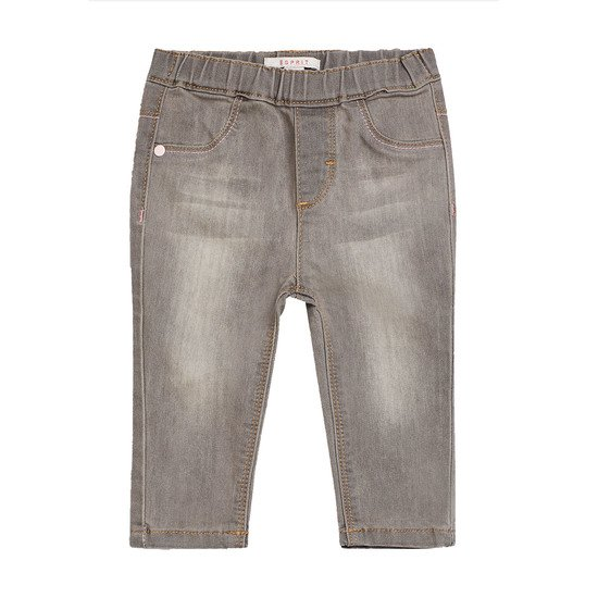 Jean stretch fille Gris  de Esprit Kids