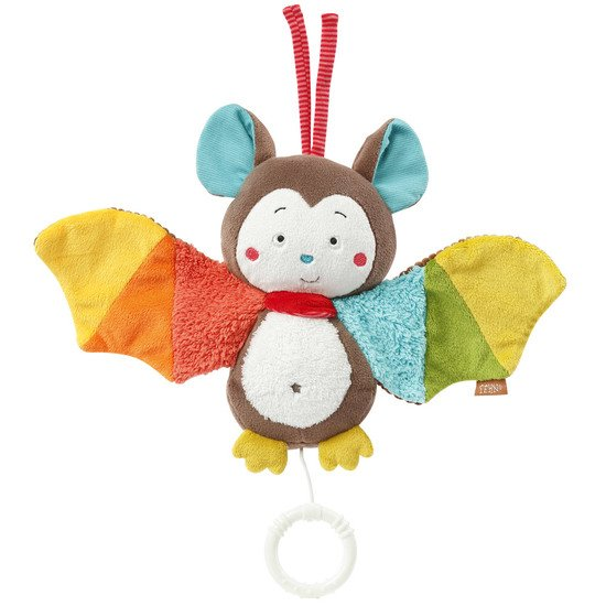 Jungle Heroes mini musical chauve souris