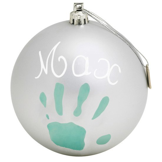 Baby Art Christmas ball