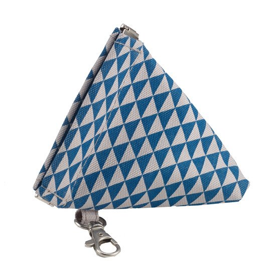 Trousse sucette Smart Color Print Blue  de Beaba