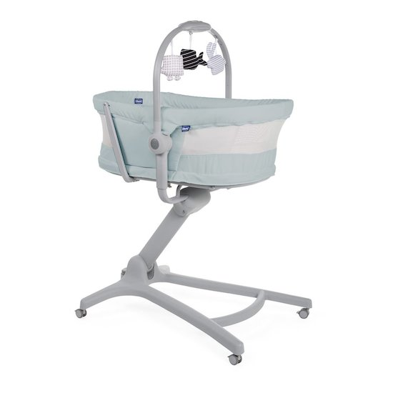 Transat Baby Hug 4 in 1 Air Antiguan sky  de Chicco