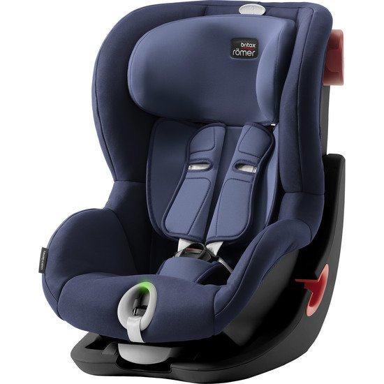 King II LS Moonlight Blue Black Series  de Britax