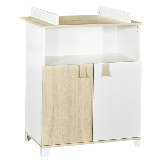 Paulin commode 2 portes + 1 niche   de Sauthon Baby's Sweet Home