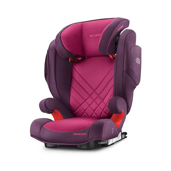 Monza Nova 2 Seatfix Power Berry  de Recaro