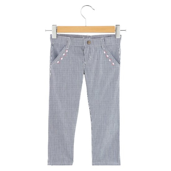 Pantalon collection California Dreamin Fille Rayure Sun 6 mois de Nano & nanette
